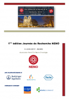 Book ABSTRACTS Journée de recherche NENO