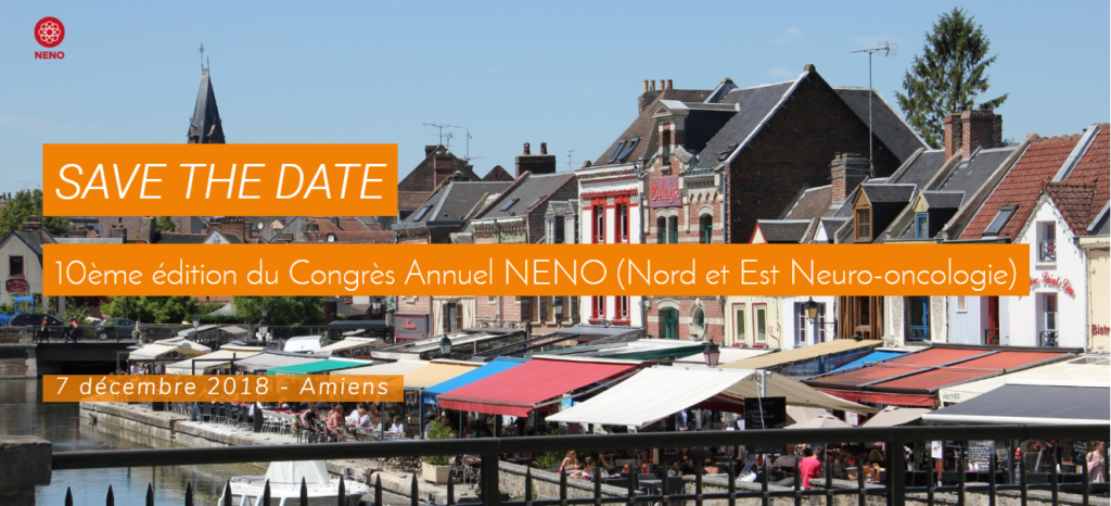 SAVE THE DATE CONGRES NENO 2018