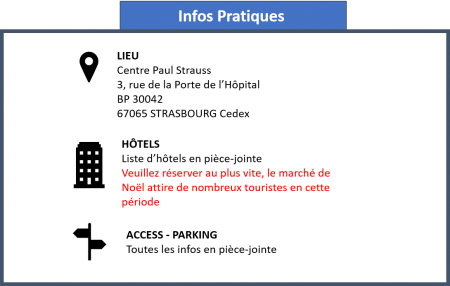 SYNTHESE INFOS PRATIQUES